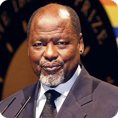 H.E. President Joaquim Chissano