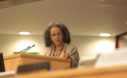 Opening Address at the Eighth IPC by H.E. Mrs Sahle-Work Zewde, President, FDRE