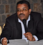 Ato Leouleselassie Liben, Judge, Federal First Instance Court Focal Person – Child Justice Project Office