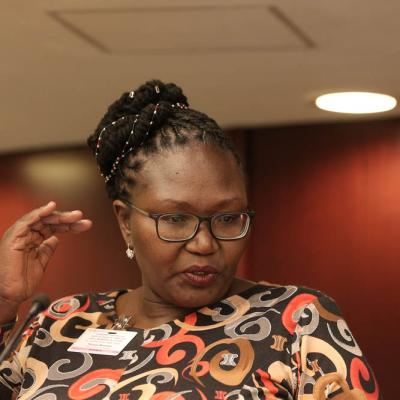 Honourable Justice Teresia Matheka