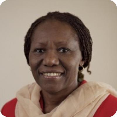 Ms Catherine Mbengue